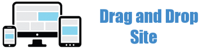 Drag and Drop Site
